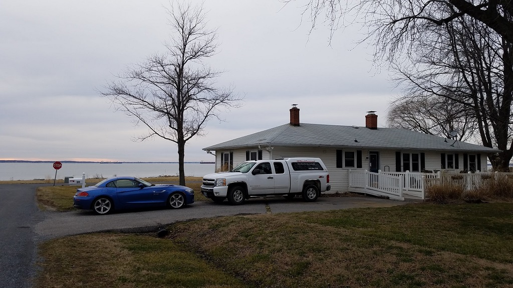 Kent Island Beach House III by the Bay